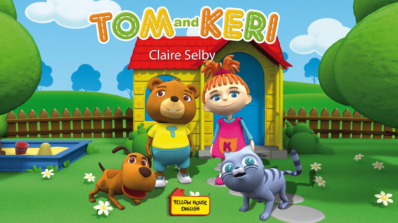 Мультик Том и Кери