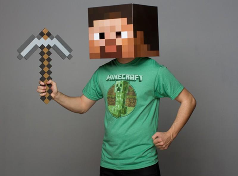 Minecraft своими рукам